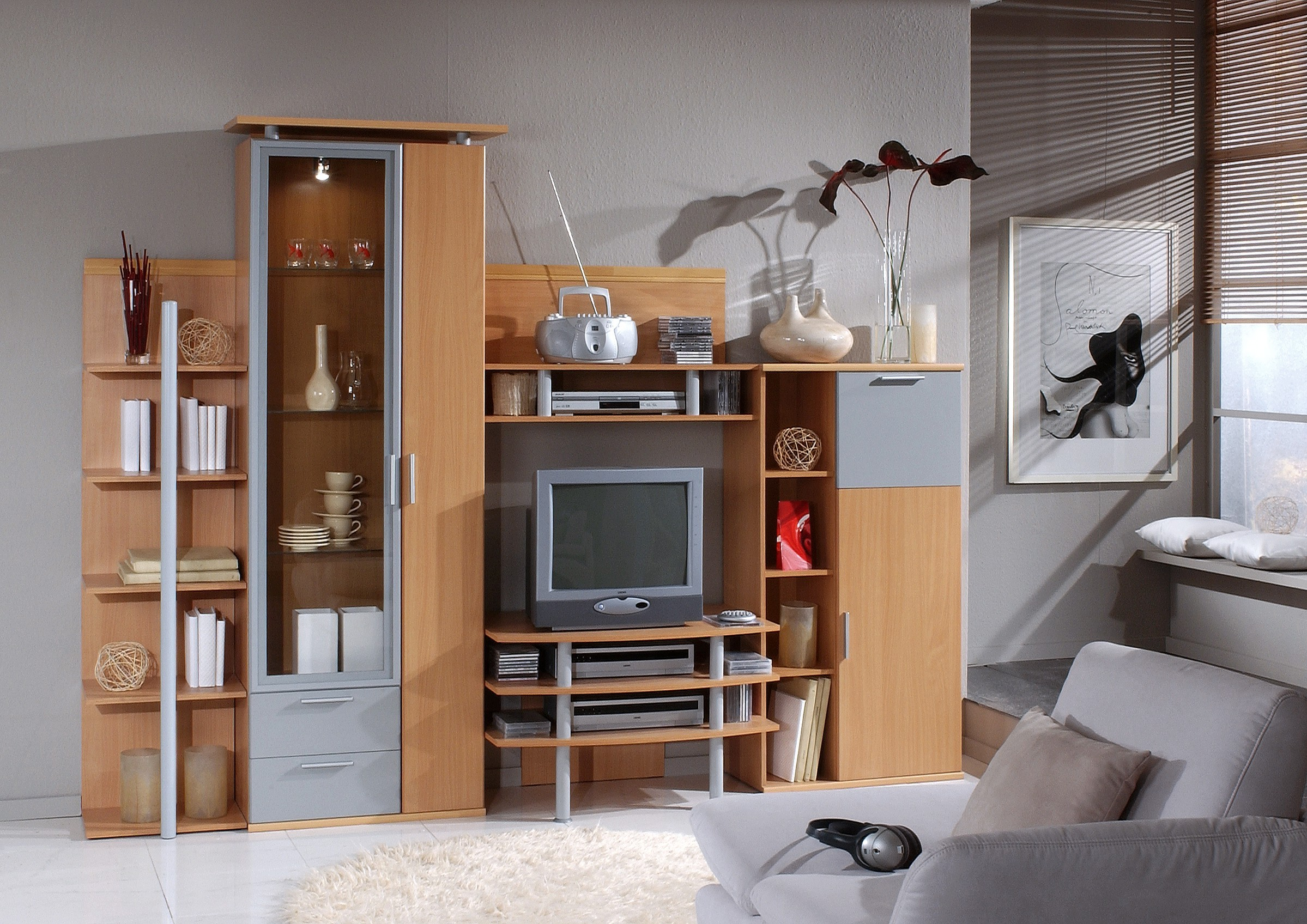 "Obývací stěna MARANELLO   <span class=""discount""><span style=""color: red;""> SLEVA 33%</span></span>"