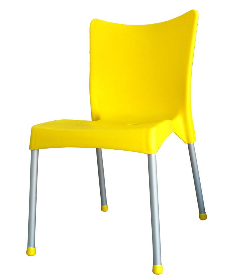 Levně Kasvo VITA židle AL/PP Tyrkysová