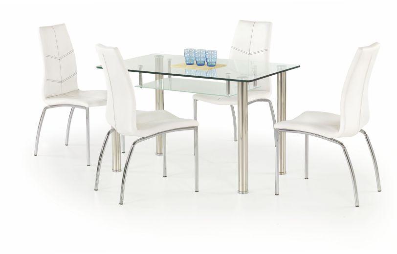 """Jídelní stůl OLIVER  <span class=""""discount""""><span style=""""color: red;""""> SLEVA 40%</span></span>"""