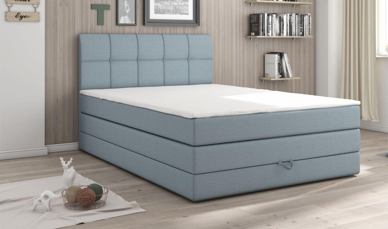 Kasvo Čalouněná postel VITA 120x200 cm
