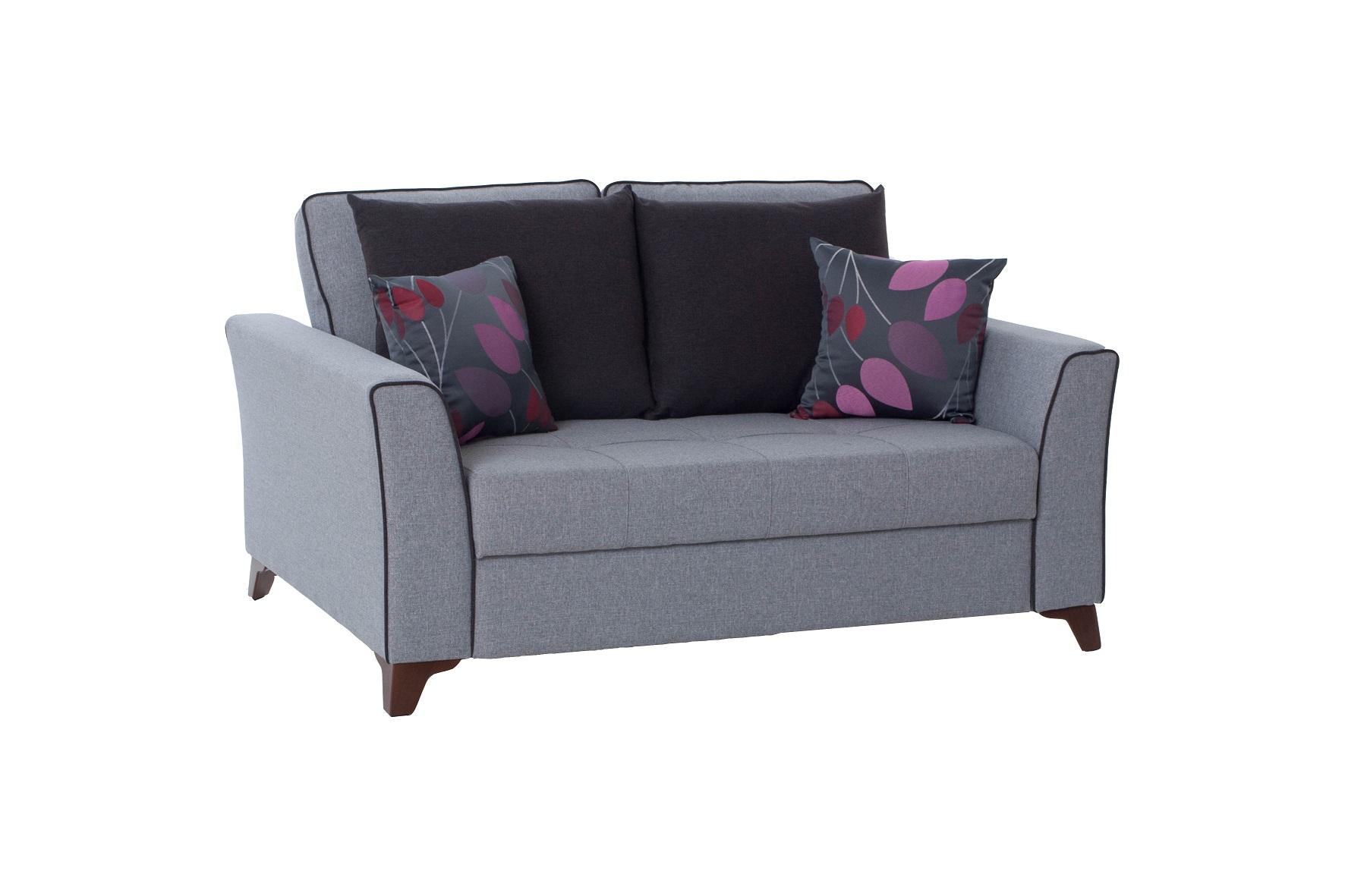 Dvoumístné Rozkládací Sofa Idea čalouněné Kasvocz