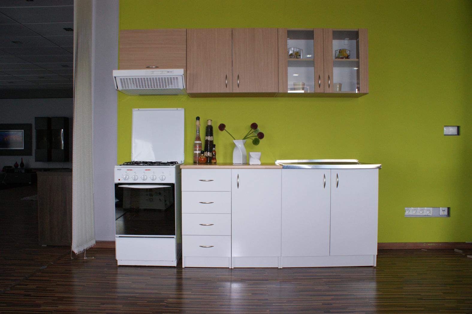 "Kuchyňská linka DARA II  <span class=""discount""><span style=""color: red;""> SLEVA 29%</span></span>"