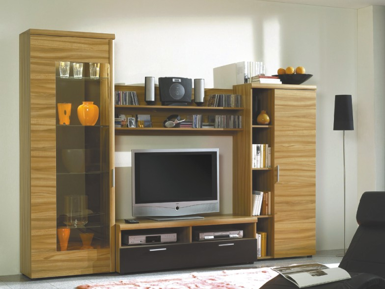 "Obývací stěna TICKO  <span class=""discount""><span style=""color: red;""> SLEVA 33%</span></span>"