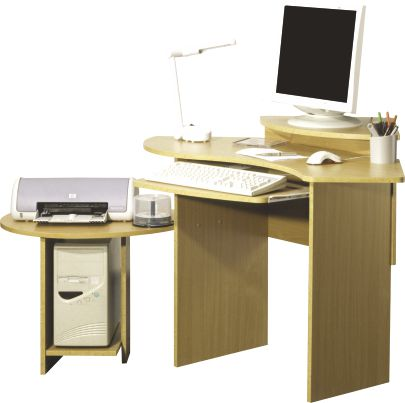 "PC stůl BOHOUŠ  <span class=""discount""><span style=""color: red;""> SLEVA 37%</span></span>"