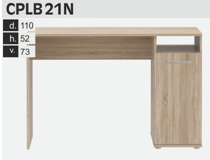 "Stůl CPLB 21N  <span class=""discount""><span style=""color: red;""> SLEVA 40%</span></span>"