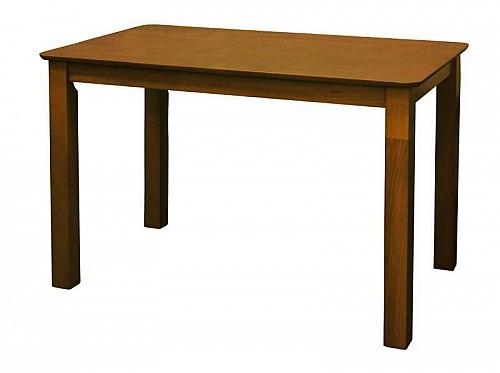 Dřevěný jídelní stůl MAREK  ořech