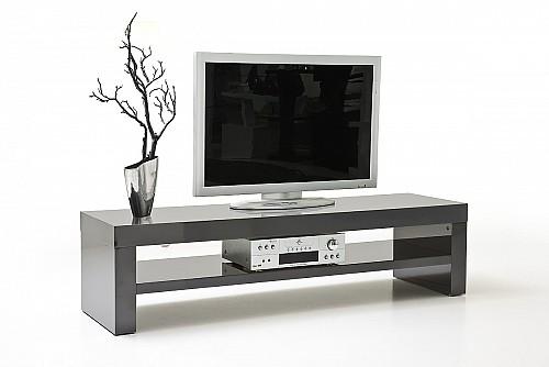 TV stůl GINA  bílá
