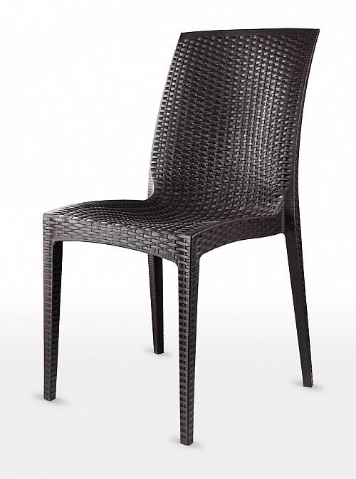 Moderní zahradní židle DALIA Wenge