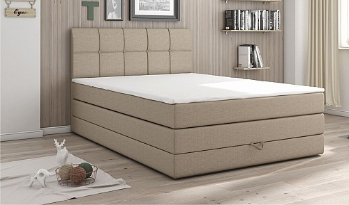 Čalouněná postel CARACAS 120x200 cm inari 23