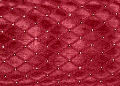 Židle BRILLIANT banketová červená