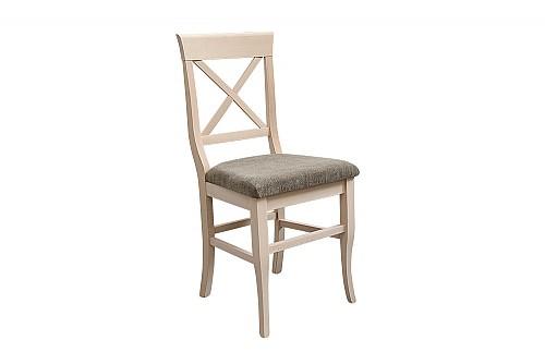 PROVENSÁL jídelní židle bílá