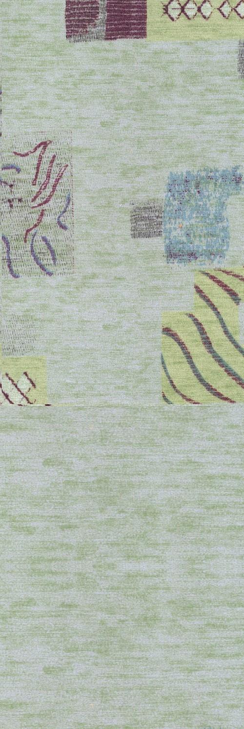 Postel APOLLO 140cm vč. roštu, ÚP a matrace Adam/Anna zelená