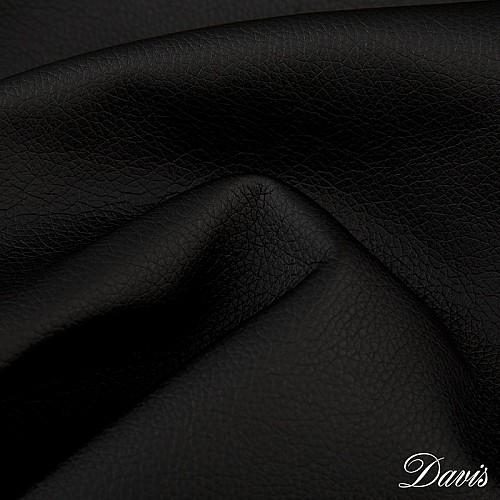 Postel INGRIDA 2 180x200 cm vč. roštu a ÚP Ekokůže černá