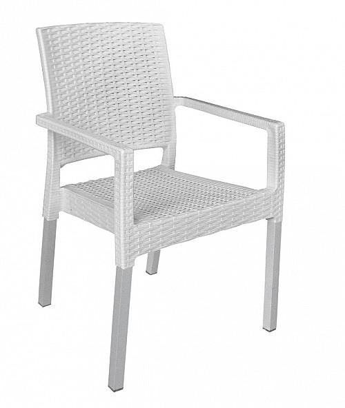 Židle RATAN LUX  okrová