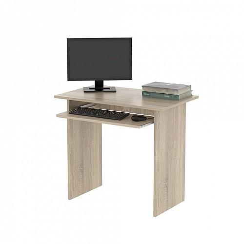 PC stůl TWIST bílá