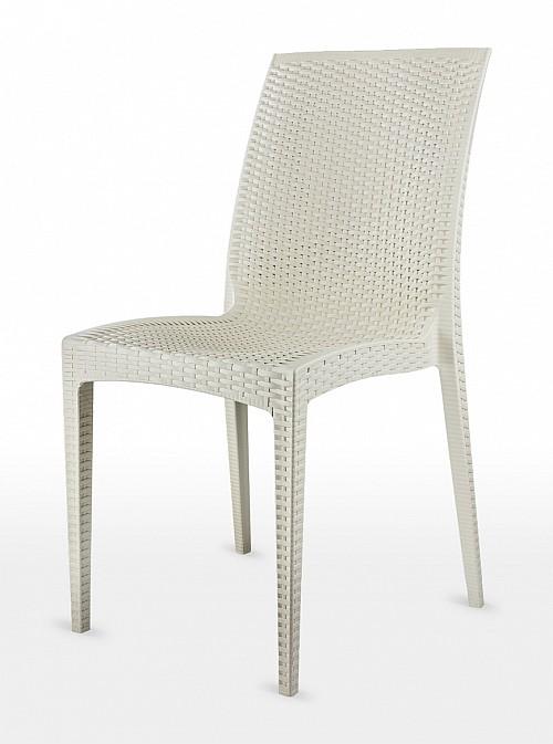 Moderní zahradní židle DALIA Champagne