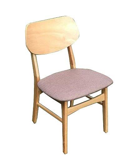 Jídelní set DENIS stůl + TARA židle 1+4 dub světlý