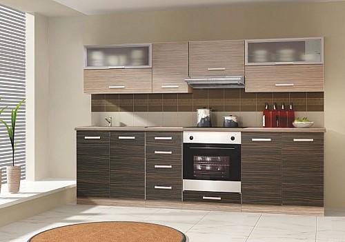 Kuchyňská linka LIMEX Merapi / Limex wood