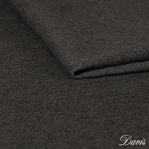 Postel NERO 180x200 cm s matrací a ÚP Malmo 94 tmavě šedá