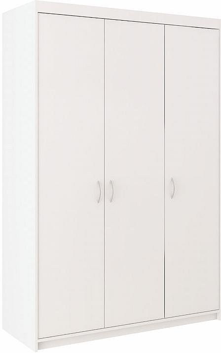Šatní skříň JELENA 3dv. bílá