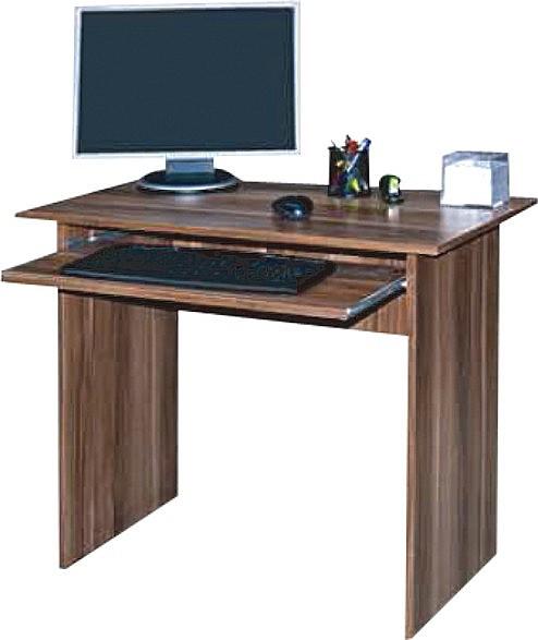 PC stůl TWIST švestka