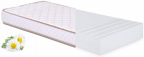 Matrace SLEEP RELAX 120 cm, výška 18 cm 120x200x18 cm