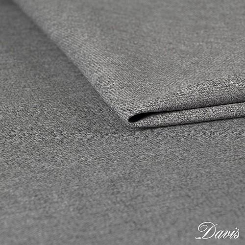 Postel NERO 180x200 cm s matrací a ÚP Malmo 90 světle šedá