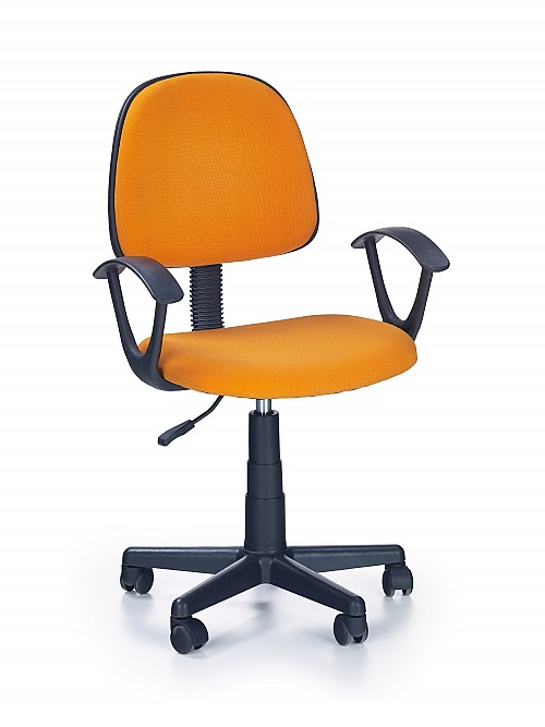 Kancelářská židle DARIAN BIS  Oranžová