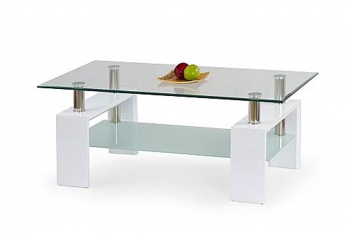Konferenční stůl DIANA H (lesk) bílá