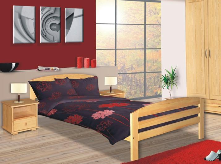 "Noční stolek AMELIE  <span class=""discount""><span style=""color: red;""> SLEVA 40%</span></span>"