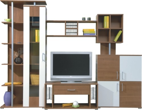 "Obývací stěna ANDANTE  <span class=""discount""><span style=""color: red;""> SLEVA 40%</span></span>"