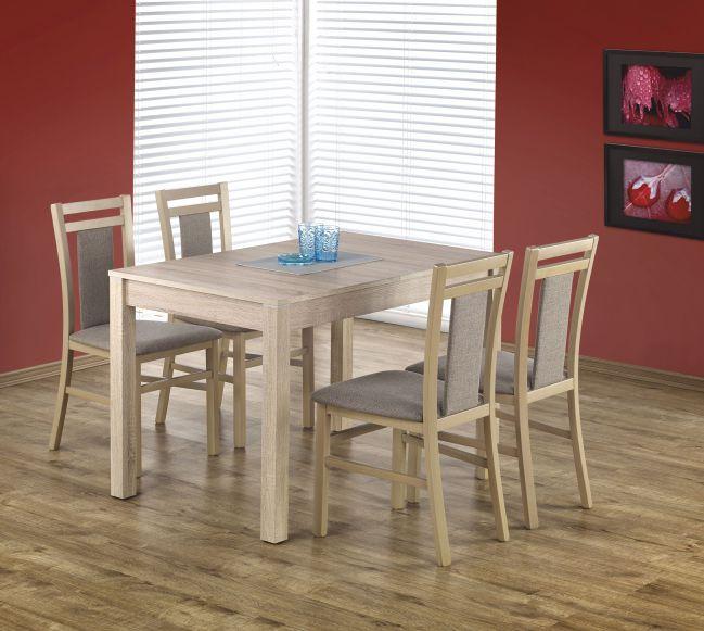 "Rozkládací jídelní stůl MAURYCY  <span class=""discount""><span style=""color: red;""> SLEVA 40%</span></span>"