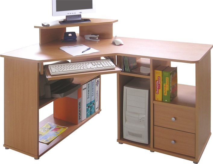 Kasvo THEODOR PC stůl buk
